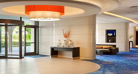 Local Attractions:      Washington Hilton  in Washington