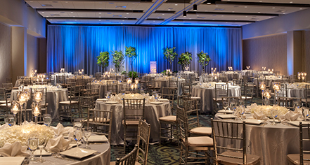 Venues & Services:      Washington Hilton  in Washington