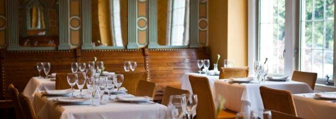 Dining at      Hotel Lombardy  in Washington