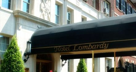 History:      Hotel Lombardy  in Washington