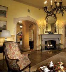 Local Attractions:      The Henley Park Hotel  in Washington