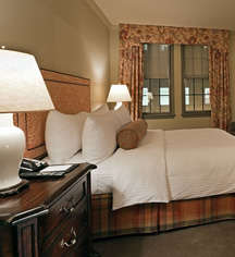 Accommodations:      The Henley Park Hotel  in Washington