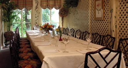 Meetings at      The Morrison-Clark Inn  in Washington