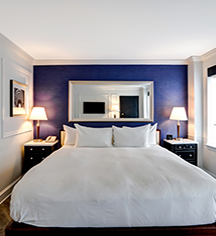 Accommodations:      Phoenix Park Hotel  in Washington