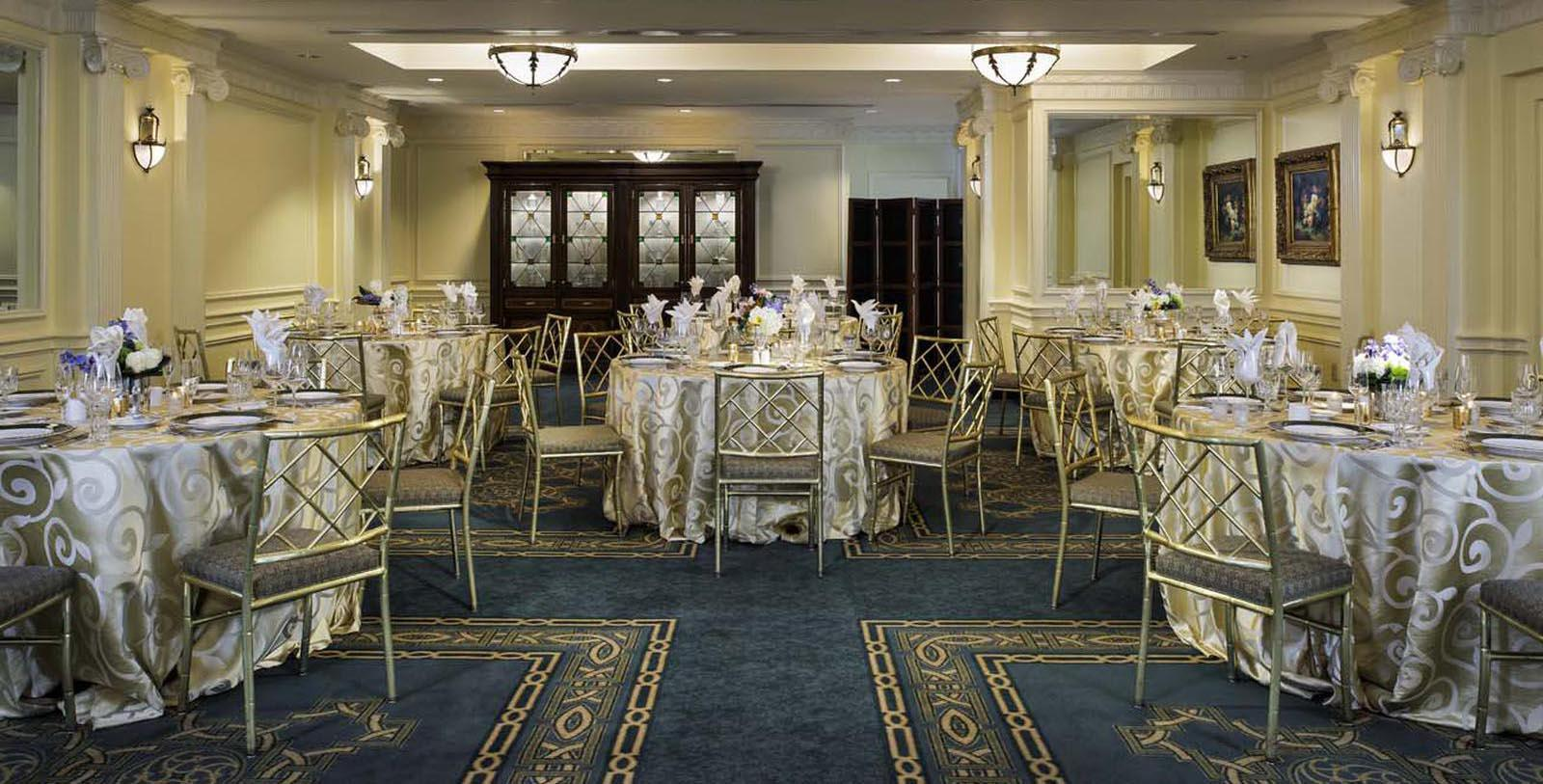 Image of Event Space at Phoenix Park Hotel, 1922, Member of Historic Hotels of America, in Washington, DC, Experience