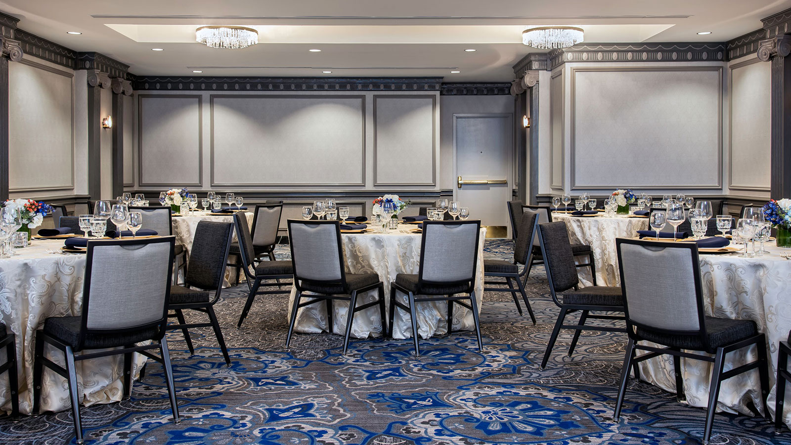 Image of Event Space at Phoenix Park Hotel, 1922, Member of Historic Hotels of America, in Washington, DC, Special Cccasions