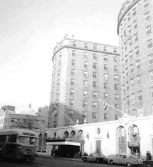 History:      The Mayflower Hotel, Autograph Collection  in Washington