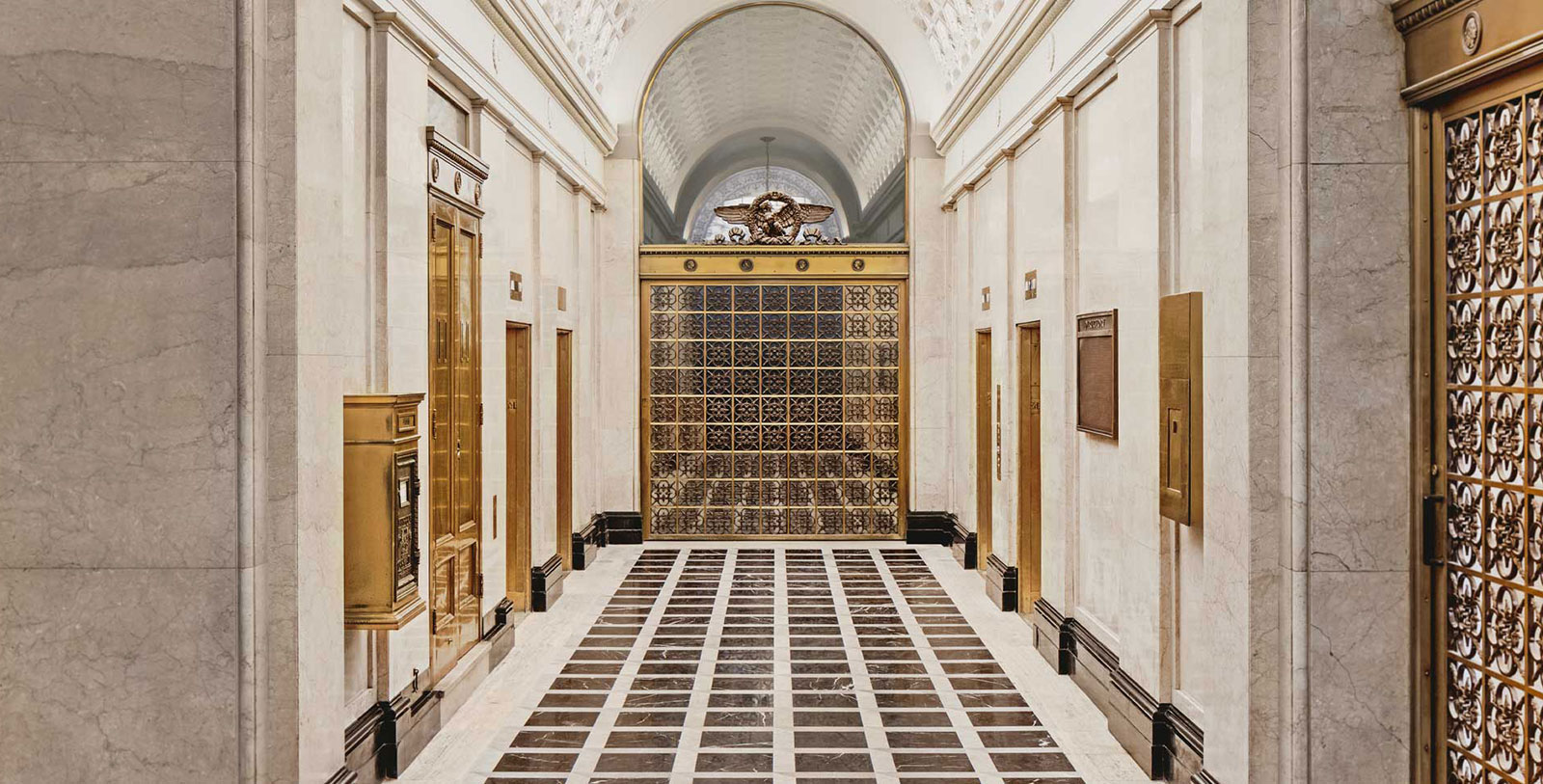 Image of Lobby at Riggs Washington DC,1891, Member of Historic Hotels of America, in the District of Columbia, Explore