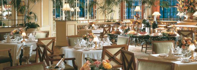 Activities:      Omni Shoreham Hotel, Washington DC  in Washington