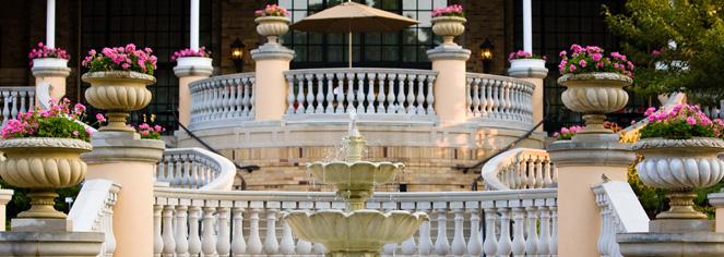 History:      Omni Shoreham Hotel, Washington DC  in Washington