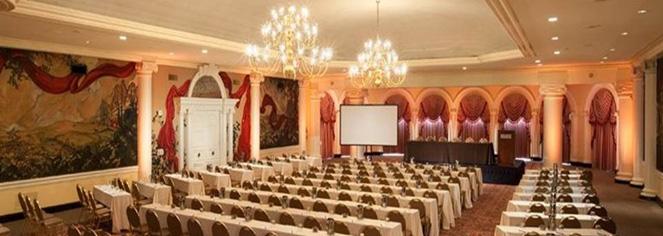 Meetings at      Omni Shoreham Hotel, Washington DC  in Washington