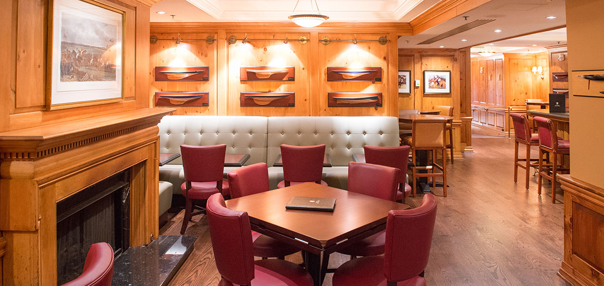 Dining:      The Fairfax at Embassy Row  in Washington