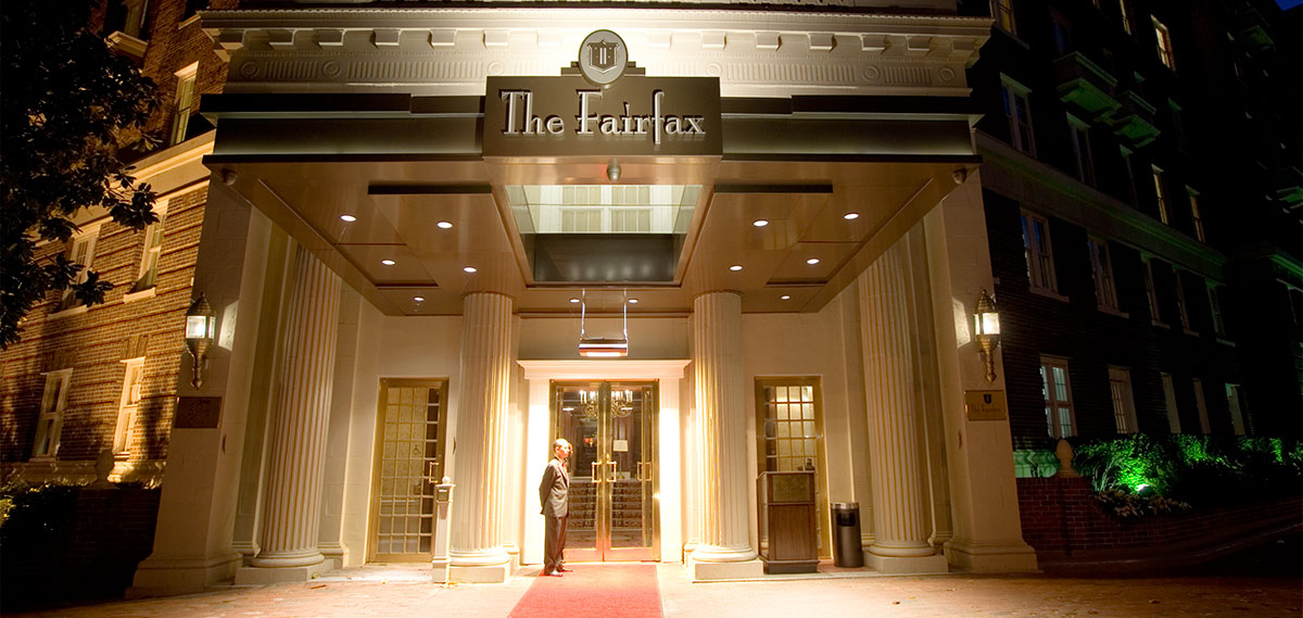 The Fairfax at Embassy Row  in Washington
