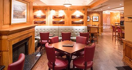 Dining at      The Fairfax at Embassy Row  in Washington