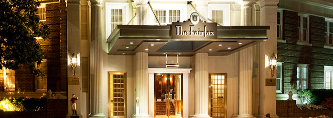 hotel history in washington d c the fairfax at embassy row. Black Bedroom Furniture Sets. Home Design Ideas