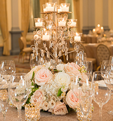 Weddings:      The Fairfax at Embassy Row  in Washington