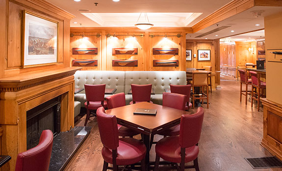 The Fairfax at Embassy Row  - Dining
