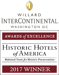 The Willard InterContinental, Washington DC  in Washington
