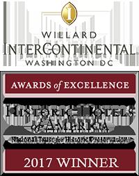 The Willard InterContinental, Washington DC  in Washington