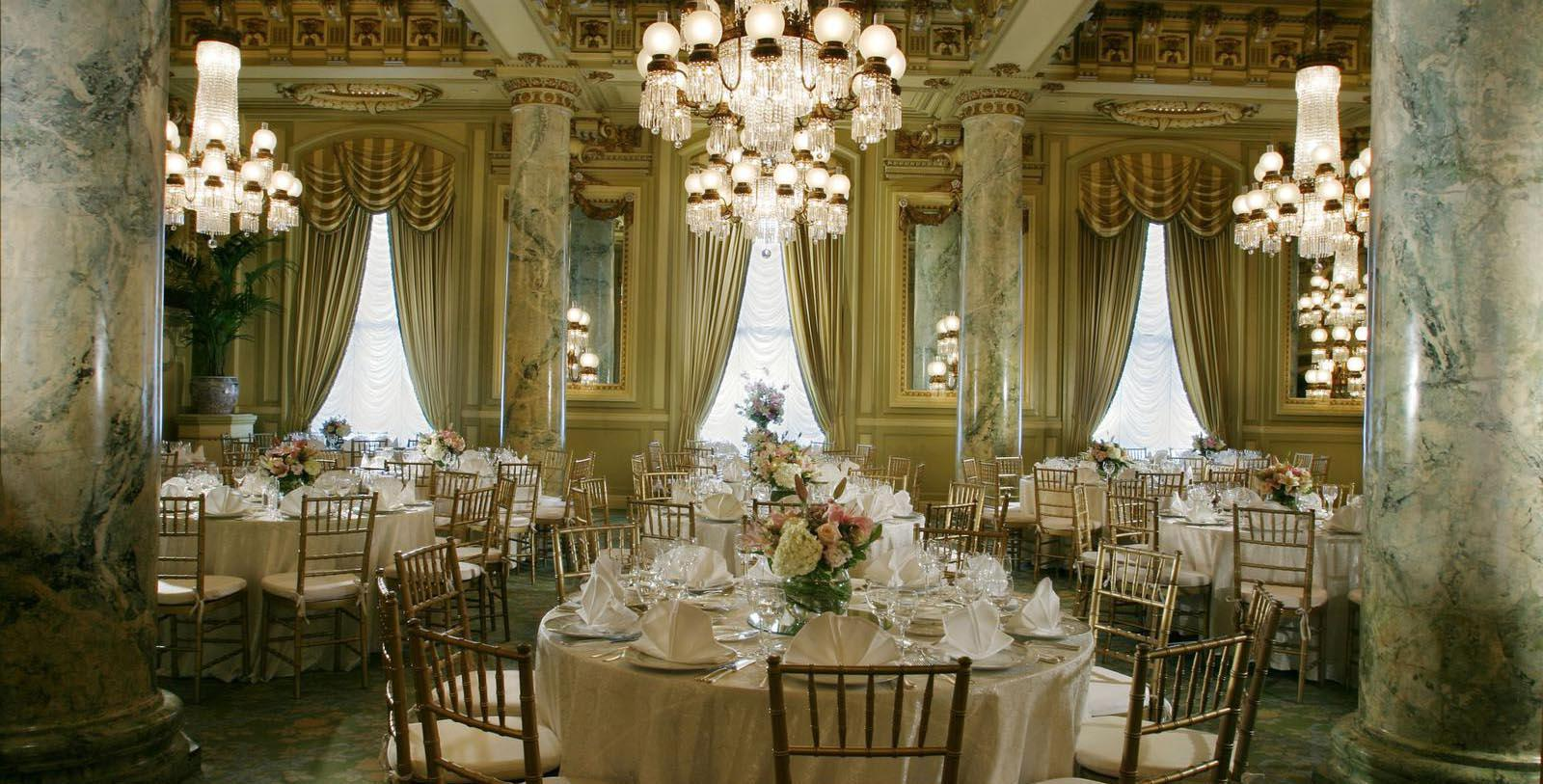 Image of Meeting Room ballroom The Willard InterContinental, Washington DC, 1847, Member of Historic Hotels of America, Experience