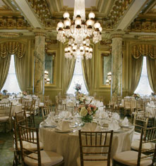 Venues & Services:      The Willard InterContinental, Washington DC  in Washington