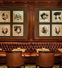Dining at      The Willard InterContinental, Washington DC  in Washington