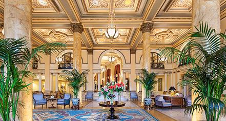 Hotels Washington Dc >> The Willard Intercontinental Washington Dc Historic Hotels In