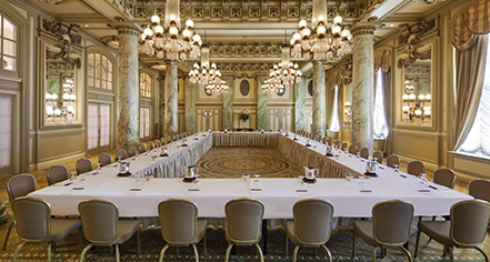 Meetings at      The Willard InterContinental, Washington DC  in Washington