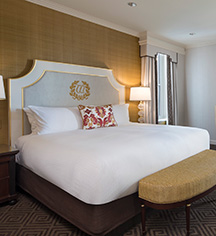 Accommodations:      The Willard InterContinental, Washington DC  in Washington
