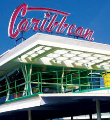 Caribbean Motel  in Wildwood Crest