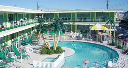Caribbean Motel Destinations New Jersey