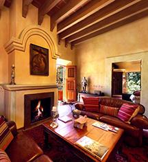 Accommodations:      Hacienda de los Santos  in Alamos