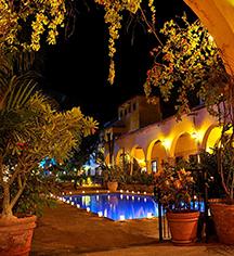 History:      Hacienda de los Santos  in Alamos