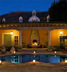 Hacienda de los Santos  in Alamos