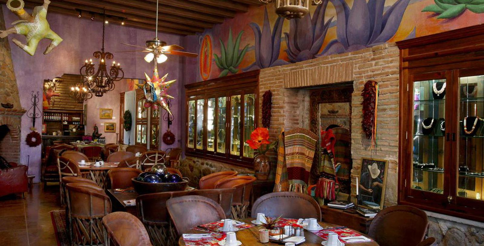 Image of Treetop Grill, Hacienda de los Santos, Alamos, Mexico, 1600s, Member of Historic Hotels Worldwide, Taste