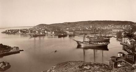 History:      Det Lille Hotel  in Risør