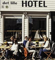 Det Lille Hotel  in Risør