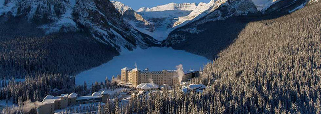Local Attractions:      Fairmont Chateau Lake Louise  in Lake Louise