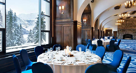 Weddings:      Fairmont Chateau Lake Louise  in Lake Louise