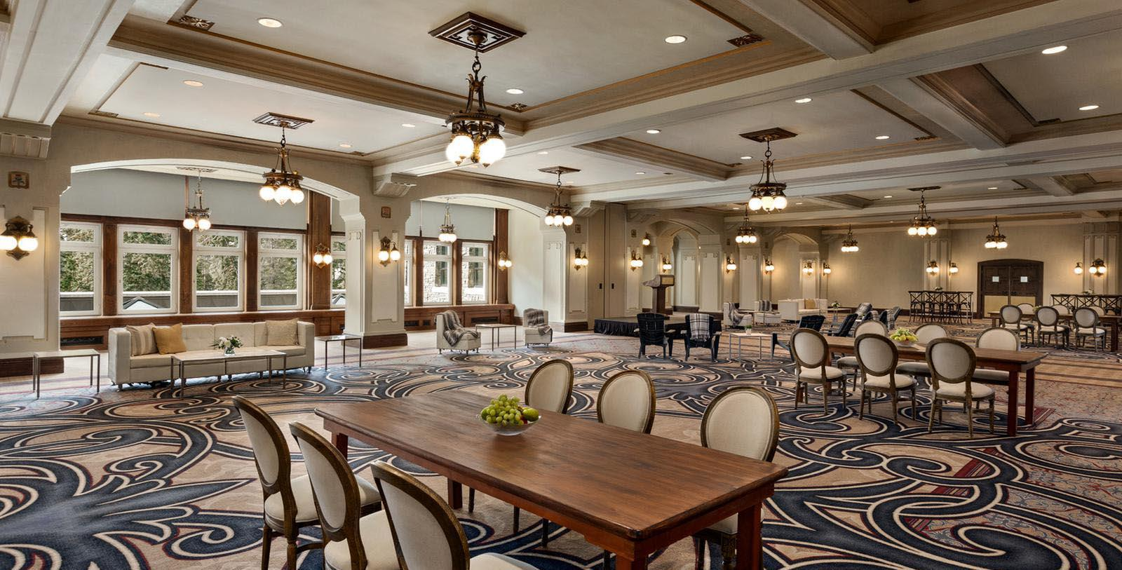 Image of meeting room event Fairmont Banff Springs, 1888, Member of Historic Hotels Worldwide, in Banff, Alberta, Canada, Special Occasions