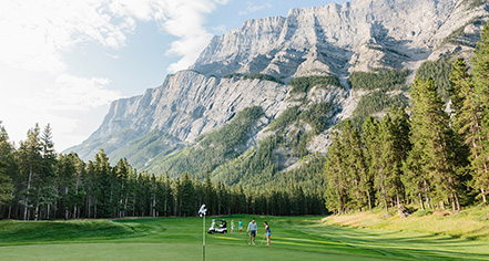 Local Attractions:      Fairmont Banff Springs  in Banff