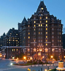 History:      Fairmont Banff Springs  in Banff