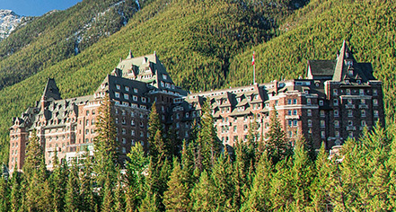 Fairmont Banff Springs Hotel Banff National Park Castle Hotel