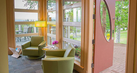 Spa:      Digby Pines Golf Resort and Spa  in Digby