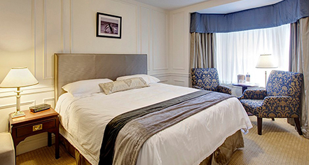 Accommodations:      Digby Pines Golf Resort and Spa  in Digby