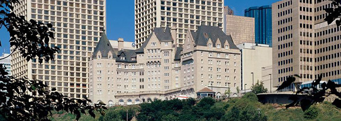 Event Calendar:      Fairmont Hotel Macdonald  in Edmonton