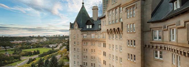 Local Attractions:      Fairmont Hotel Macdonald  in Edmonton