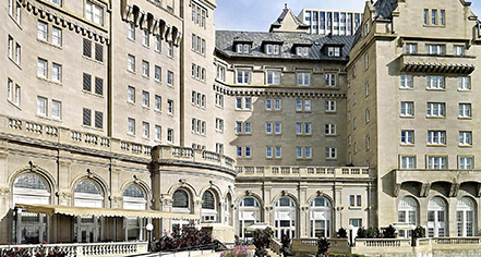 Fairmont Hotel Macdonald  in Edmonton