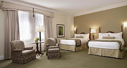 Accommodations:      Fairmont Hotel Macdonald  in Edmonton