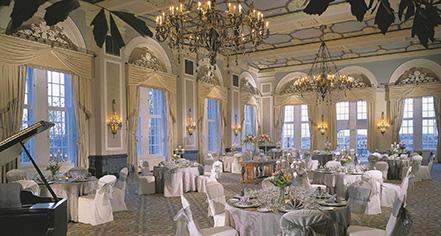Weddings:      Fairmont Hotel Macdonald  in Edmonton
